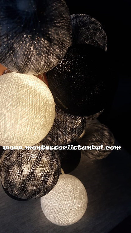 Ürün No: 32654294 Işıklı top