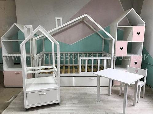 Ürün No: 33054547 Montessori Yatak