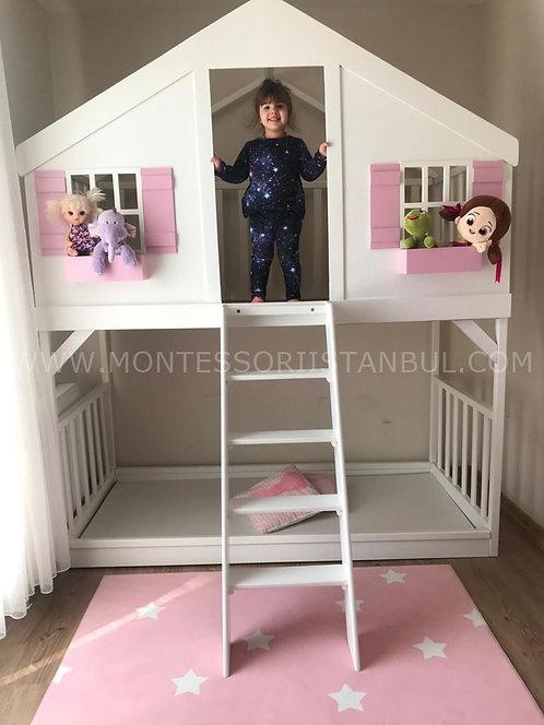 Ürün No: 33354394 Premium Montessori Yatak