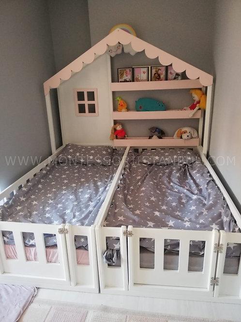 Ürün No: 33354436 Premium Montessori Yatak