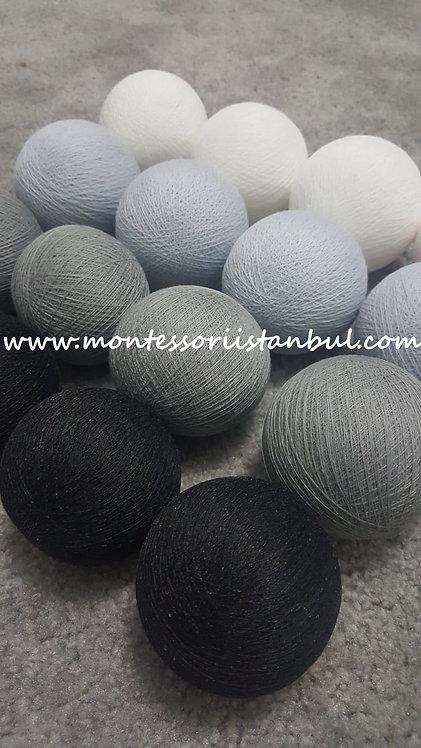 Ürün No: 32654259 Işıklı top