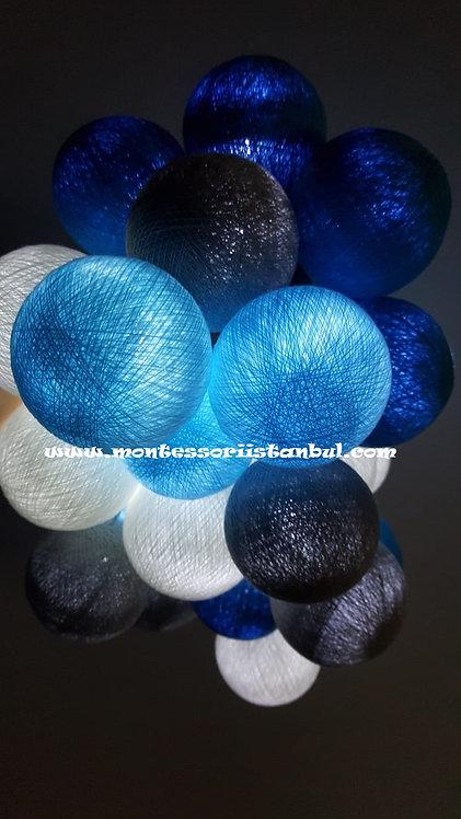 Ürün No: 32654298 Işıklı top