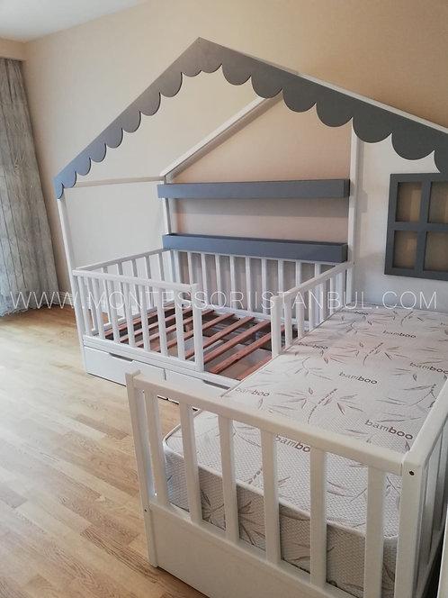 Ürün No: 33354348 Premium Montessori Yatak