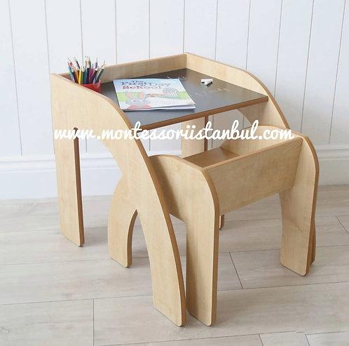 Ürün No: 37054324 Masa, Sandalye
