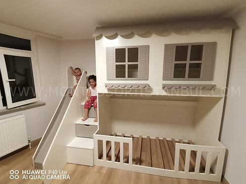 Ürün No: 33354414 Premium Montessori Yatak