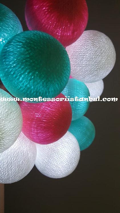 Ürün No: 32654295 Işıklı top