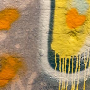 310. Valentines graffiti