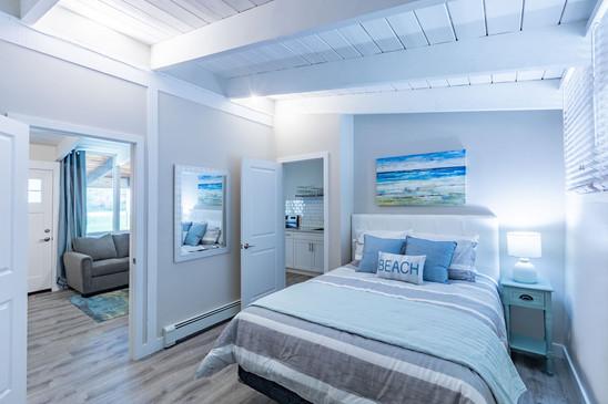Bedroom in Boutique Suite 4