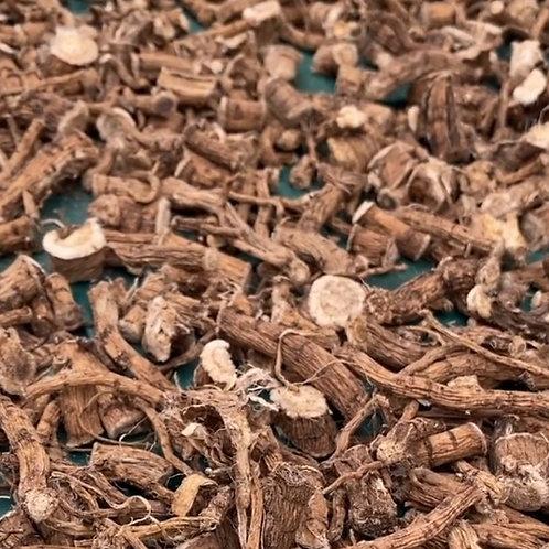 Organic Dried Marshmallow Root - 1 oz.