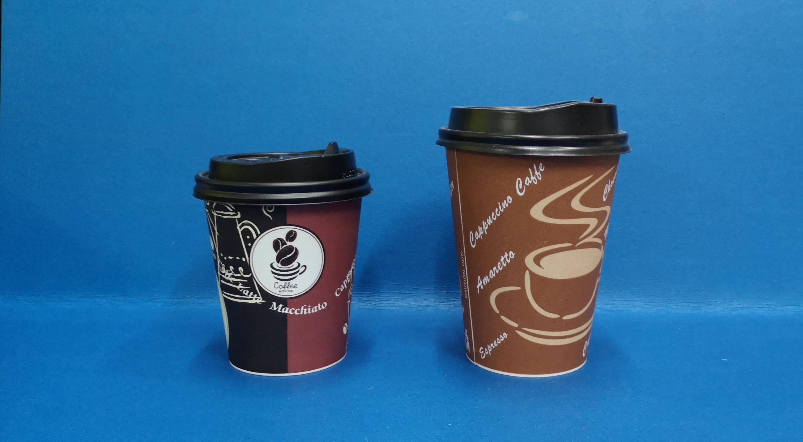 加厚咖啡紙杯