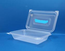 (大) 連體 單格微波爐飯盒