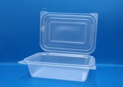 連體單格微波爐飯盒