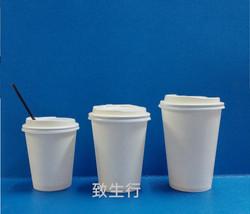8-16安 純白咖啡紙杯