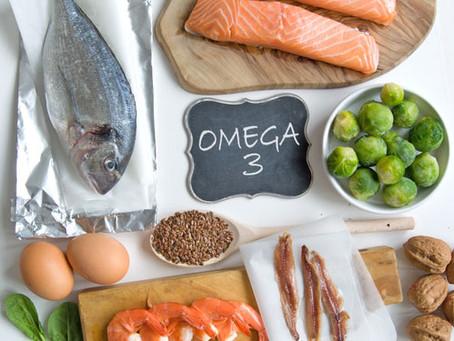 La función del omega-3 en la prevención.