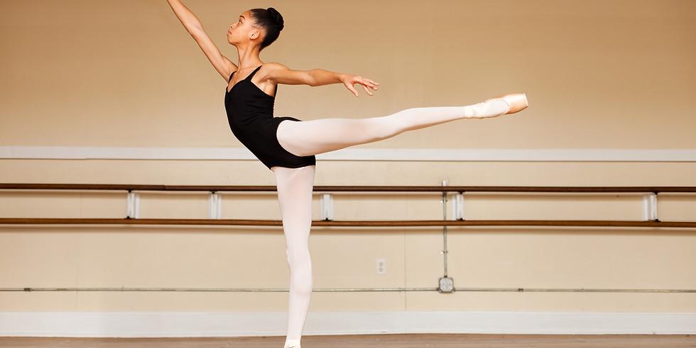Budding Ballerina Benefit