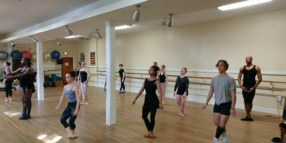 Beginning Ballet Workshop