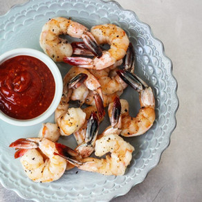 Roasted-Shrimp-with-Spicy-Cocktail-Sauce