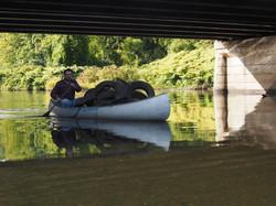 Rich with full canoe by Semprebon
