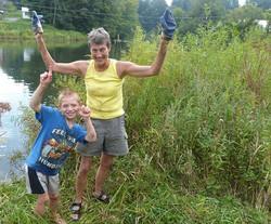 RiverSweep in Springfield 2014_Schultz and Sebastian_Johnson_SMALL