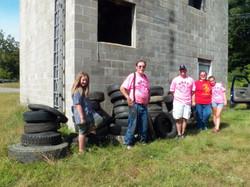 2015 RiverSweep 31 final tire drop
