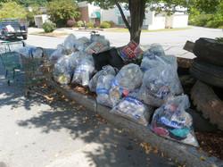 ++final trash bags close