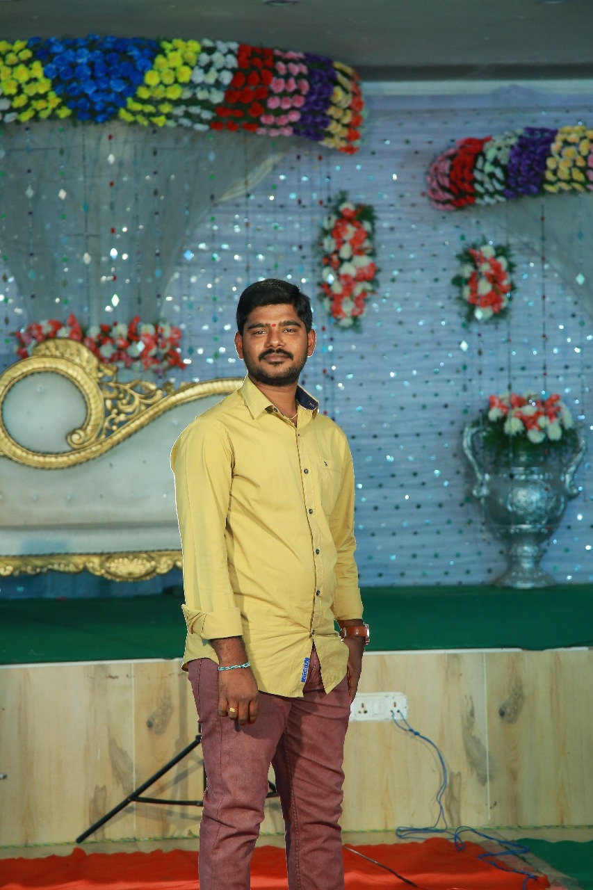 V Naveen Kumar