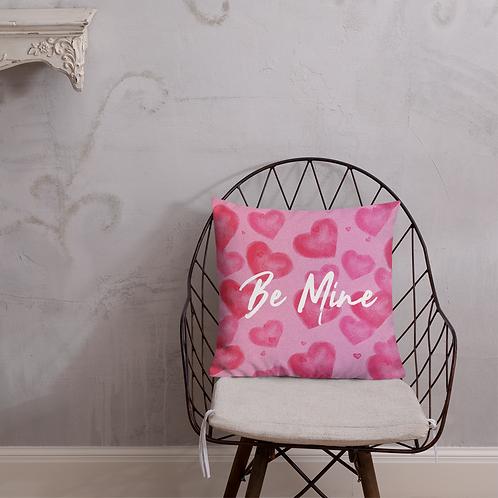 """Be Mine"" Pillow"