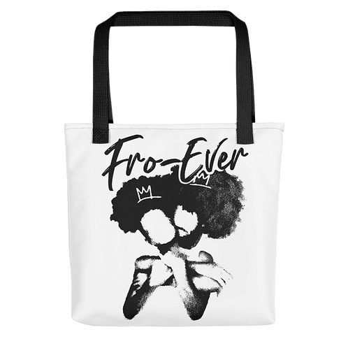"""""""Fro-Ever"""" Tote Bag"""