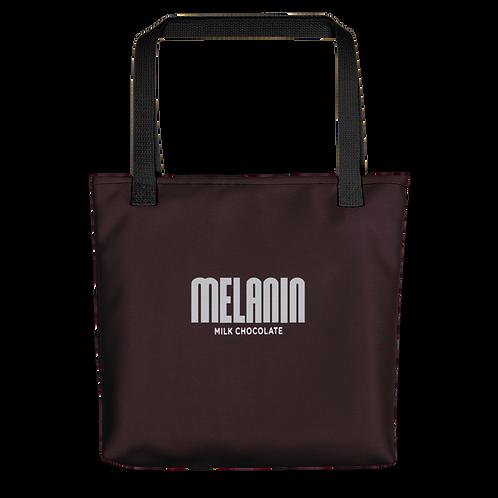 """""""Melanin Hershey Bar"""" Tote Bag"""