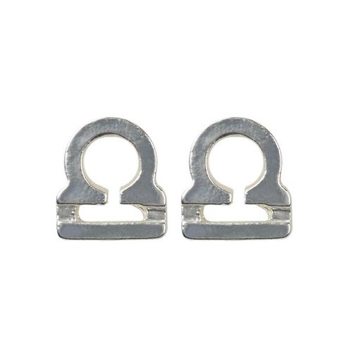 """""""Libra"""" Zodiac Earrings"""
