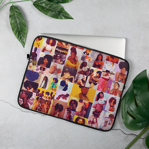 """""""GIFTED."""" Laptop Case"""