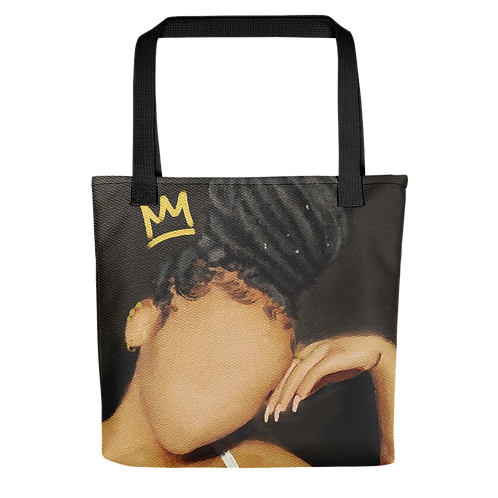 """Melanin On Loc"" Tote Bag"