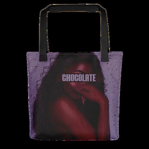 """Chocolate"" Tote Bag"