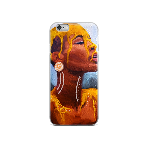 """""""Dipped In Gold"""" Case"""