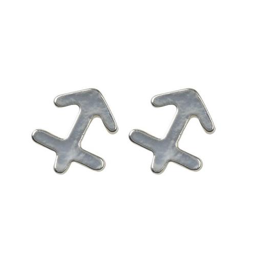 """""""Sagittarius"""" Zodiac Earrings"""