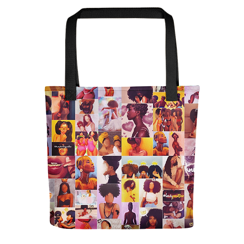 """""""GIFTED"""" Tote Bag"""