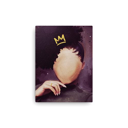 """JADE"" Canvas Print - 2 SIZES"