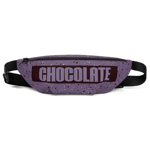 """""""Chocolate"""" Fanny Pack"""