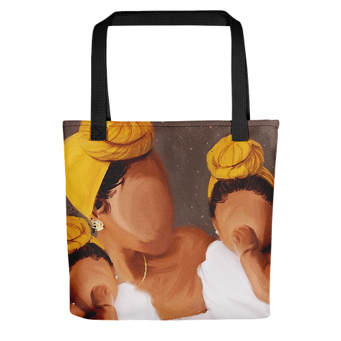 """US 3 QUEENS"" Tote Bag"