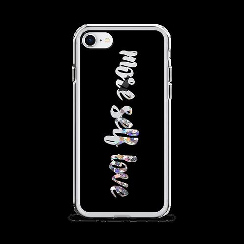 """""""More Self-Love"""" Liquid Glitter Case"""