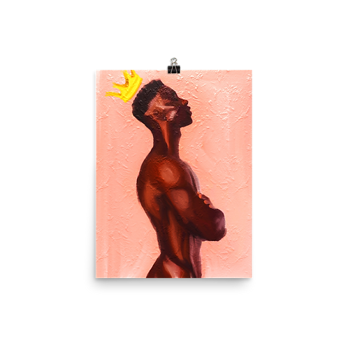 """Your Love Is King"" Print"