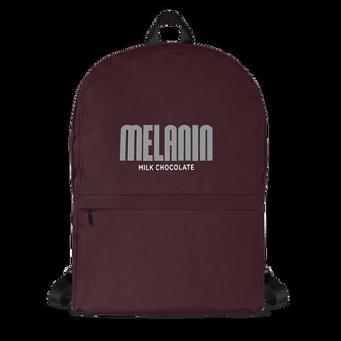 """Melanin Chocolate Bar"" Backpack"
