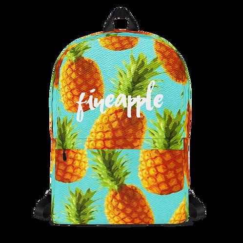 """Fineapple Crush"" Backpack"