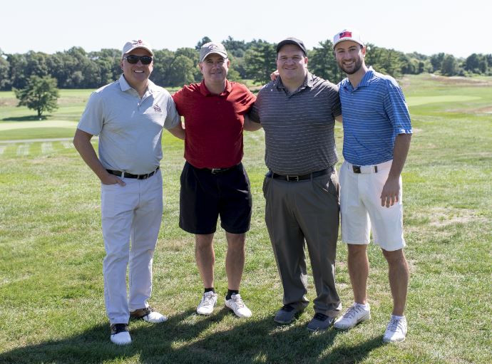 Swinging for Scholarships Golf Outing
