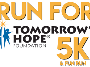 Run for Tomorrow's Hope
