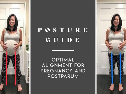 A Guide to Prenatal Posture