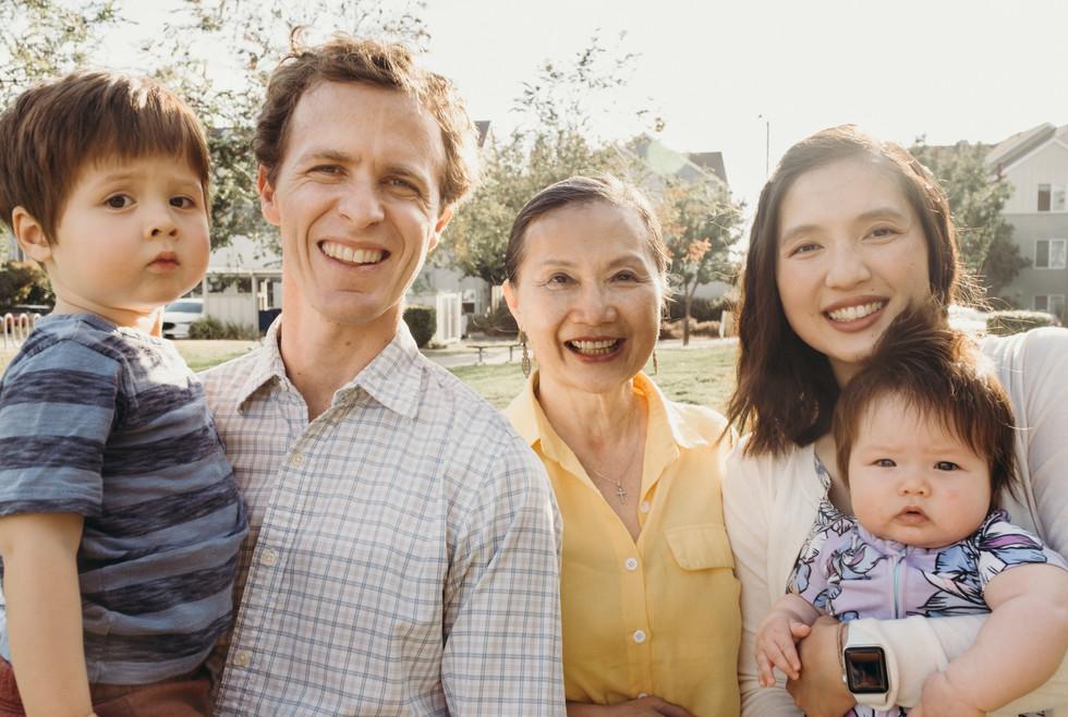 Family Portraits Session
