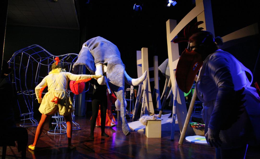 El Carnaval de los Animales, 2007