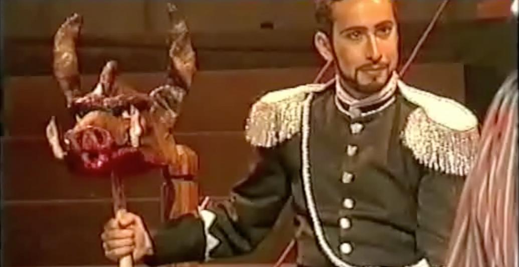 Dido y Eneas, 2001