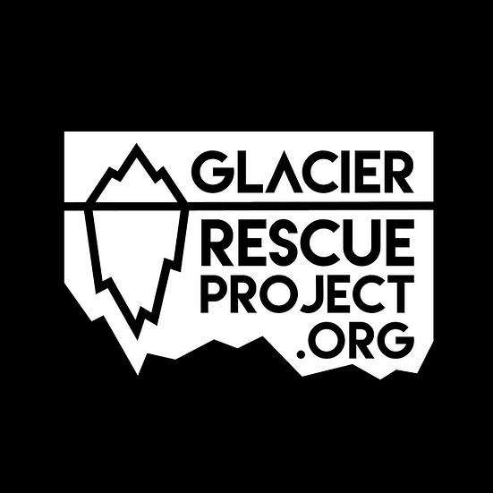 Glacier Rescue Transfer Sticker